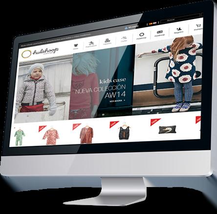 diseño tienda online a medida