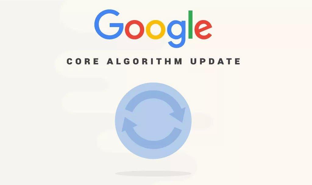 actualización de nucleo core update junio google